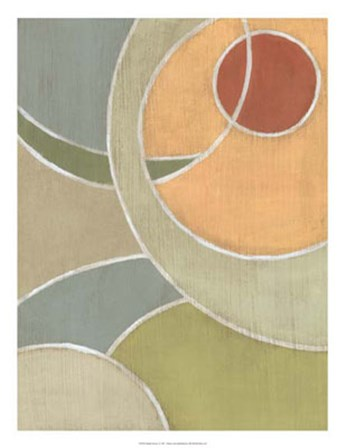 Muted Novas I by Vanna Lam art print