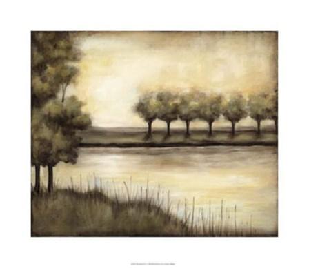 Waterside Revelry I by Jennifer Goldberger art print