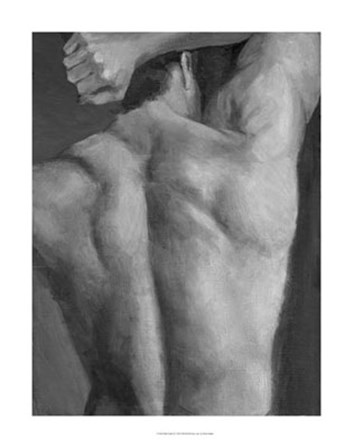 Male Nude II by Ethan Harper art print