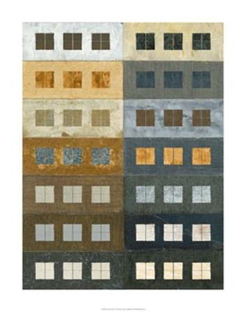 Urban Grid I by Kate Archie art print