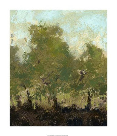 Meadow Abstract I by Megan Meagher art print