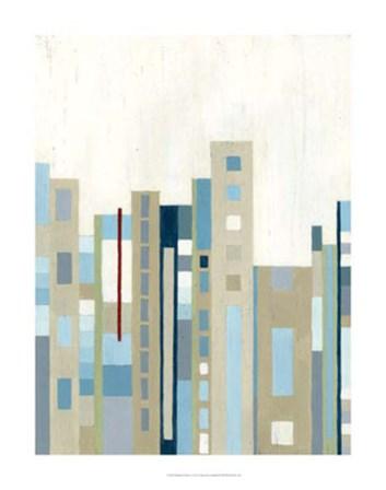 Broadway Horizon I by Vanna Lam art print