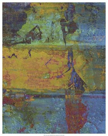 Golden Light II by Ricki Mountain art print