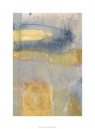 Pastel Fusion IV by Jennifer Goldberger art print