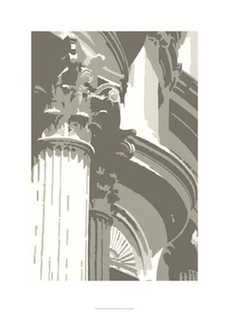 Corinthian Order by Ethan Harper art print