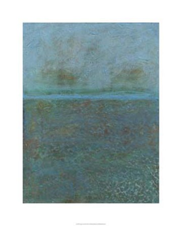 Aegean Sea II by Julie Holland art print