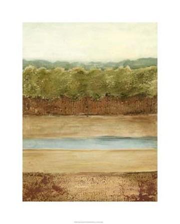 Golden Meadow II by Ethan Harper art print