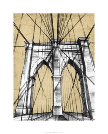 Modern Engineering I by Ethan Harper art print