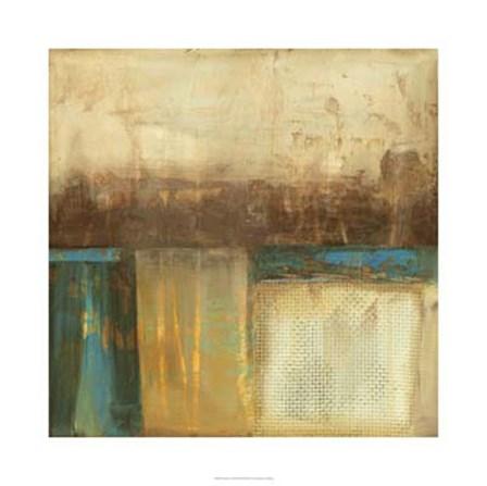 Industry I by Jennifer Goldberger art print