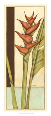 Tropicana Botanical I by Jennifer Goldberger art print