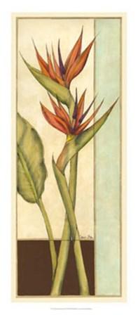 Tropicana Botanical II by Jennifer Goldberger art print
