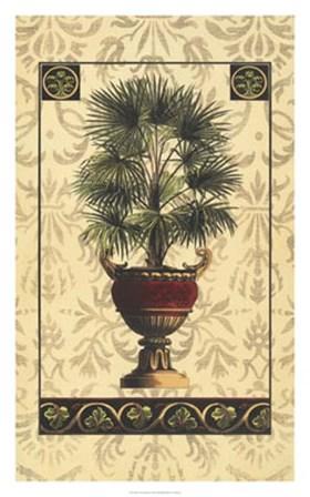 Palm of the Islands I by U. Pizetta art print