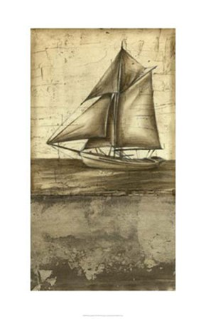 Shimmering Seas II by Ethan Harper art print