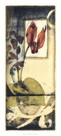 Secret Garden V by Jennifer Goldberger art print