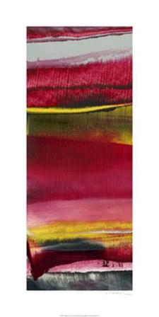 Magenta Solstice I by Sharon Gordon art print