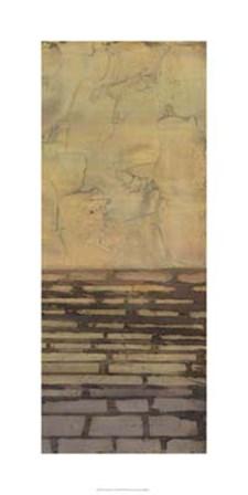 Foundation II by Jennifer Goldberger art print