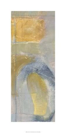 Pastel Fusion II by Jennifer Goldberger art print