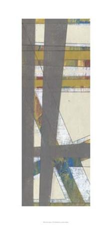 Primary Industry I by Jennifer Goldberger art print
