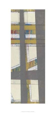 Primary Industry II by Jennifer Goldberger art print
