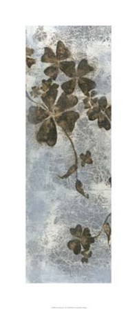 Flower Suspension I by Jennifer Goldberger art print