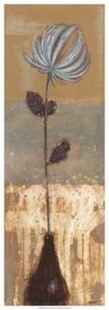 Solitary Flower II by Norman Wyatt Jr. art print