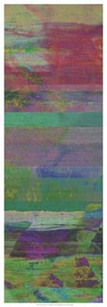 Jeweled Stripes II by Ricki Mountain art print