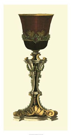 Elongated Goblet II by Giovanni Giardini art print