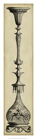 Candlestick I by Michelangelo Pergolesi art print