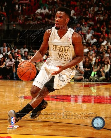 Norris Cole 2012-13 Action art print
