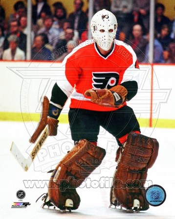 Bernie Parent Action art print