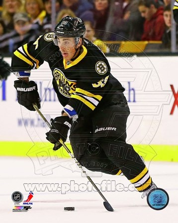 Brad Marchand 2012-13 Action art print