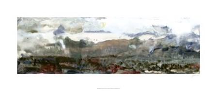 Earth Song II by Ferdos Maleki art print