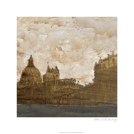 Venetian Holiday II by Alicia Ludwig art print