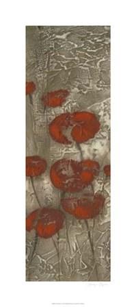 Terre Fleur I by Jennifer Goldberger art print