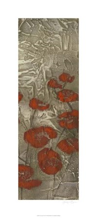 Terre Fleur II by Jennifer Goldberger art print