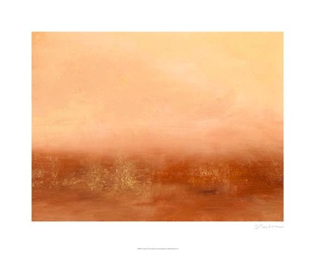 Orange II by Sharon Gordon art print