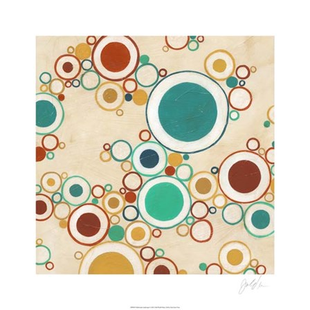Molecular Landscape I by June Erica Vess art print