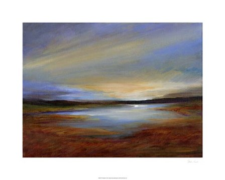 Wetlands by Sheila Finch art print