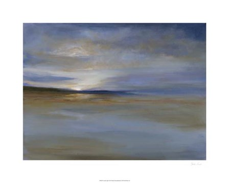 Coastal Light by Sheila Finch art print