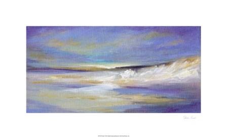Inlet by Sheila Finch art print