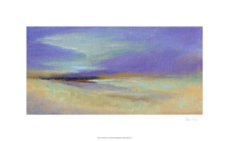 Pacific Sky by Sheila Finch art print