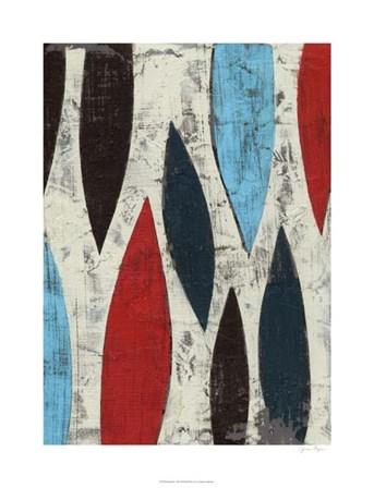 Docked II by Jennifer Goldberger art print