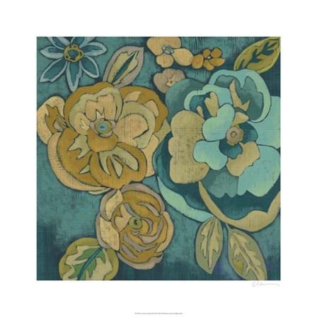 Trousseau Chintz III by Chariklia Zarris art print