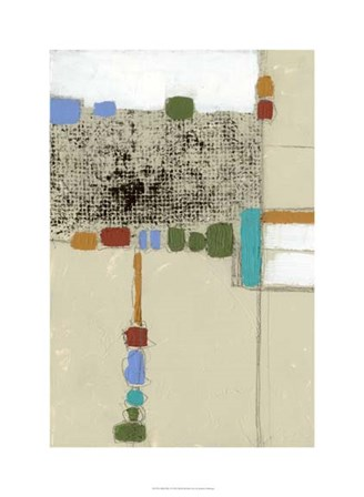 Child's Play I by Jennifer Goldberger art print