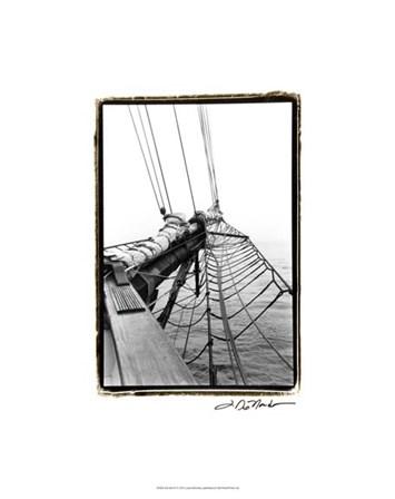 Set Sail IV by Laura Denardo art print
