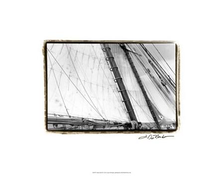 Under Sail III by Laura Denardo art print