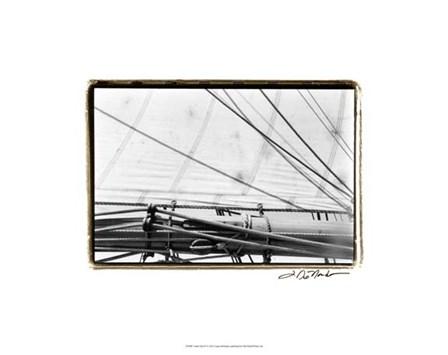 Under Sail IV by Laura Denardo art print