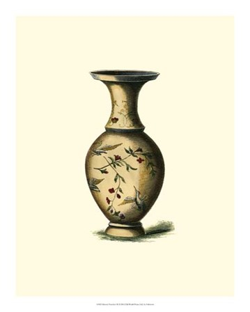Oriental Porcelain III art print
