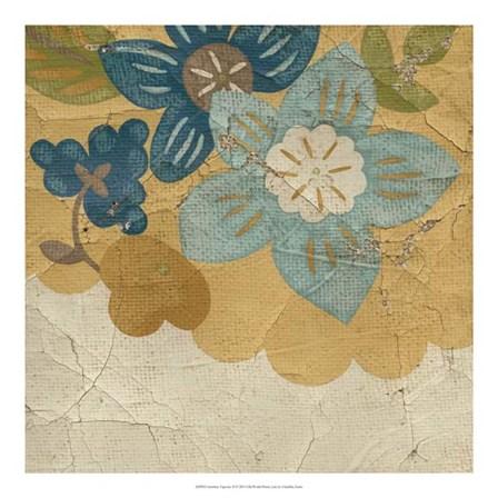 Sunshine Tapestry II by Chariklia Zarris art print