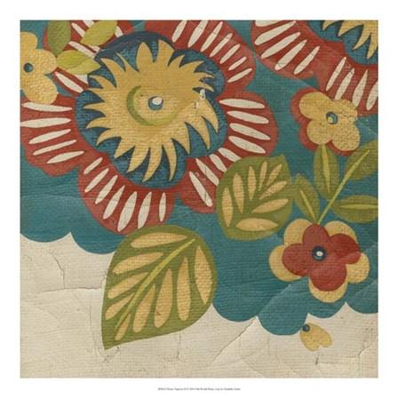 Picnic Tapestry II by Chariklia Zarris art print